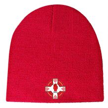 St. Michaels GAC Beanie Hat - Red